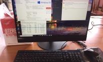 งานโครงการติดตั้ง คอมพิวเตอร์ ให้กับ โรงเรียน