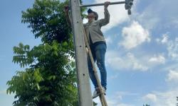 งานติดตั้ง กล้อง CCTV เขาหินซ้อน